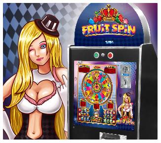 MYA-FS Fruit Spin