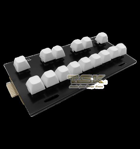 15 Keys Keyboard