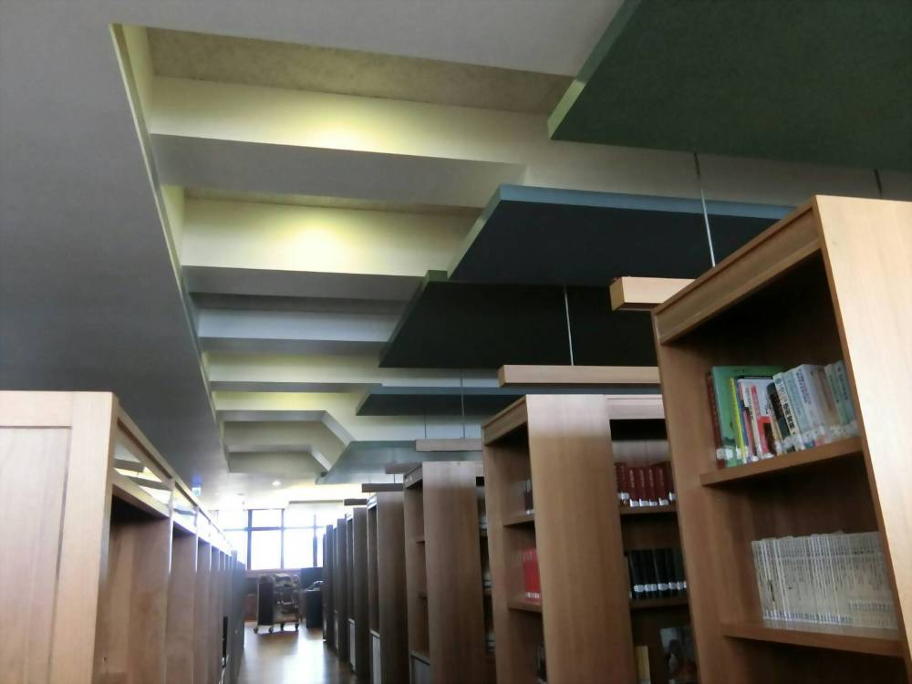 Kaohsiung City Fengshan Buddhist Lotus Library