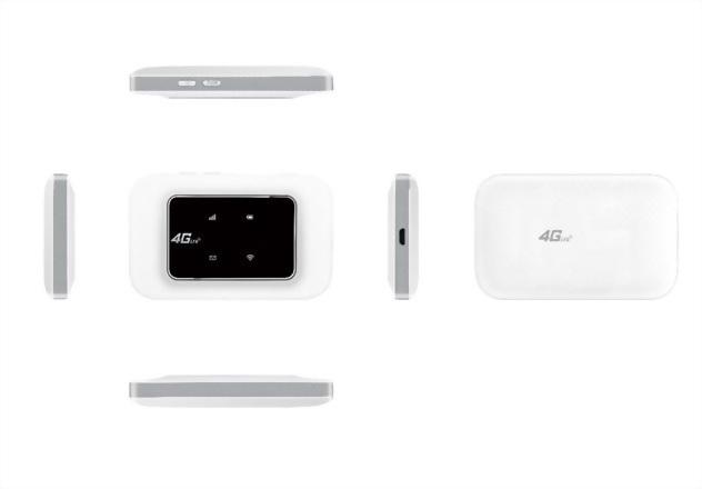 MaxComm 4G LTE WiFi Pocket Router MF-107