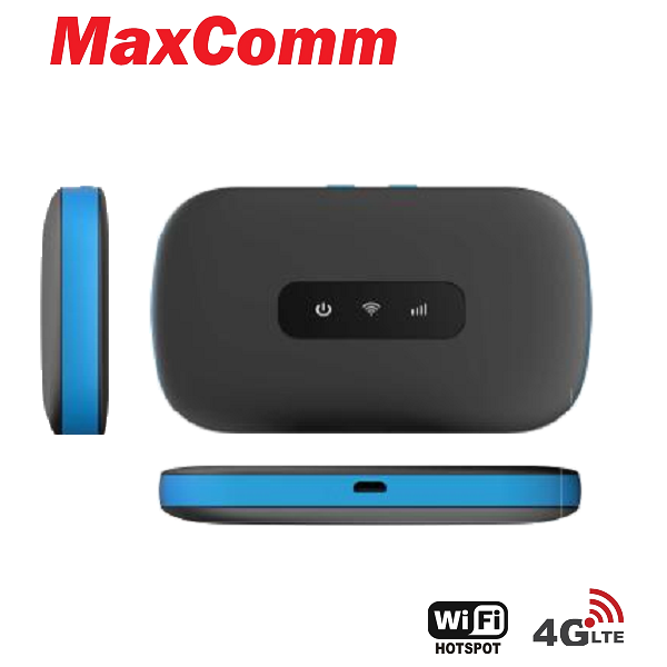 MaxComm 4G LTE Pocket Router MF-101