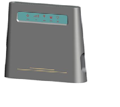 MaxComm 4G LTE Cat.4 CPE WiFi Router WR-113