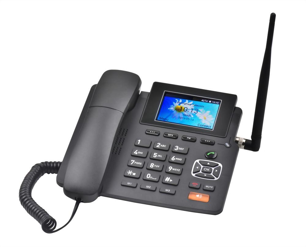 MAXCOMM Multimedia 4G FIXED WIRELESS PHONE WITH WIFI HOTSPOT MW-69C
