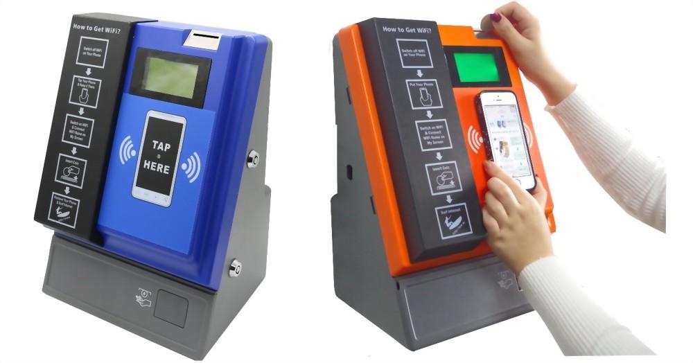 MaxComm Tap Coin WiFi-A202