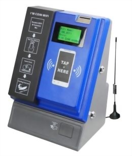 TAP COIN WIFI HOTSPOT PAY TERMINAL KIOSK WIFI-B202