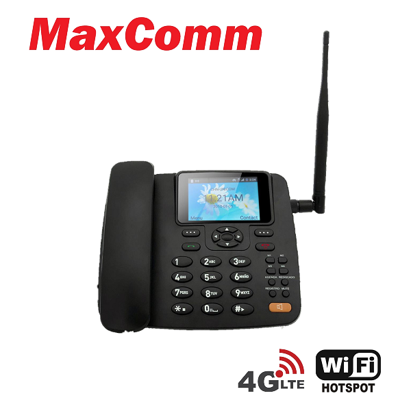 MaxComm 4G LTE Fixed Wireless Phone MW-64 | MaxComm