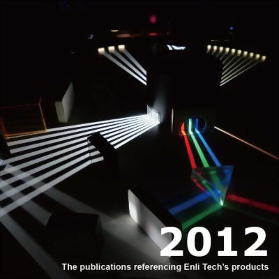 Publications of 2012