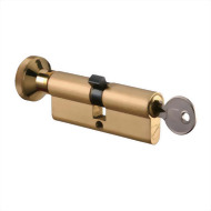 Door Lock Profile Cylinder - Double
