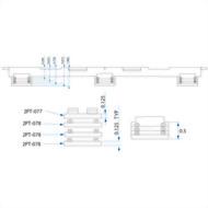 2PT077/078 - Keeper Height Adjustor