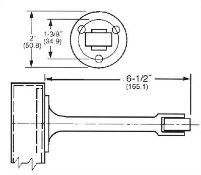 """ROLLER BUMPER-6"""" (DA-RB41A)"""