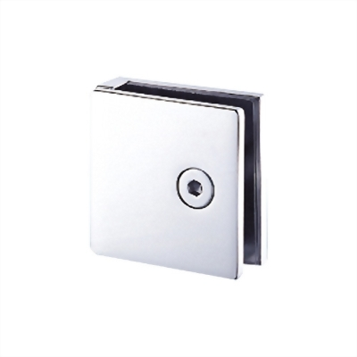 Heavy Duty-Square Corner-Fixed Panel U-Clamp