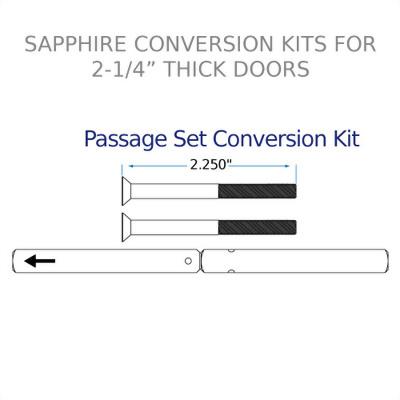 Passage Set Conversion Kit