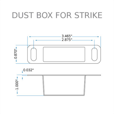 Dust Box for Strike