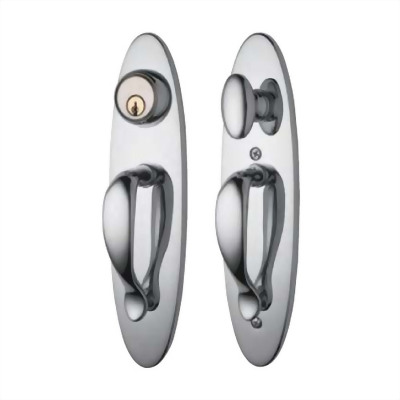 Citadel Mortise Lockset with Multipoint Option