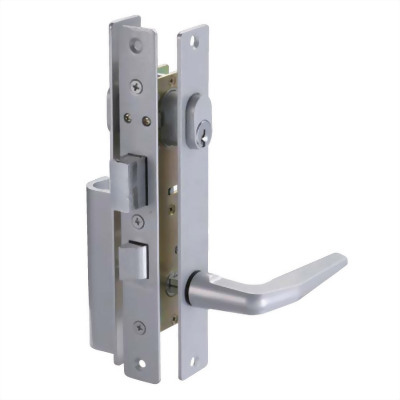 INSML3-7/8-B Narrow Style Mortise Lock