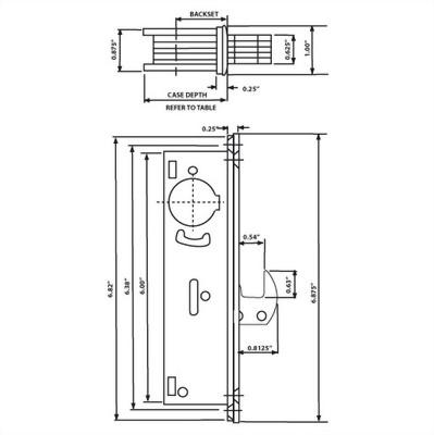 TH1101 Hookbolt