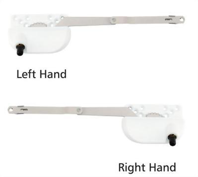 Dyad type single arm window operator
