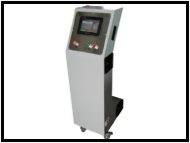 NC down feed Single-shaft grinder control system