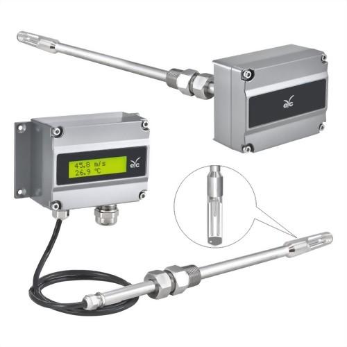 eYc FTM94/95 工业级高精度热线式风速风量传感器