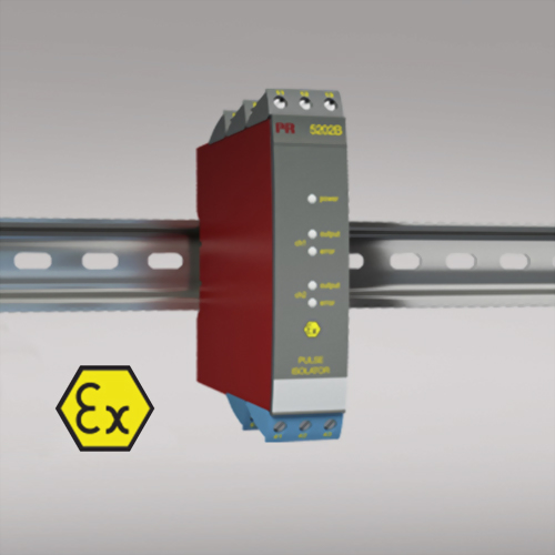 PR 5202B 防爆脉波隔离器