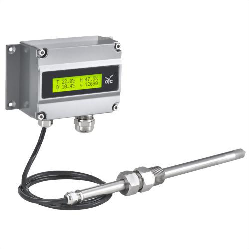 eYc THM80X 系列 工業級高精度溫濕度傳送器