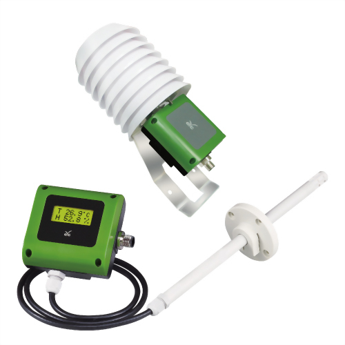 eYc THS30X Series Multifunction Temp. & Humid. Transmitter(Indoor/Duct/Remote/Outdoor)