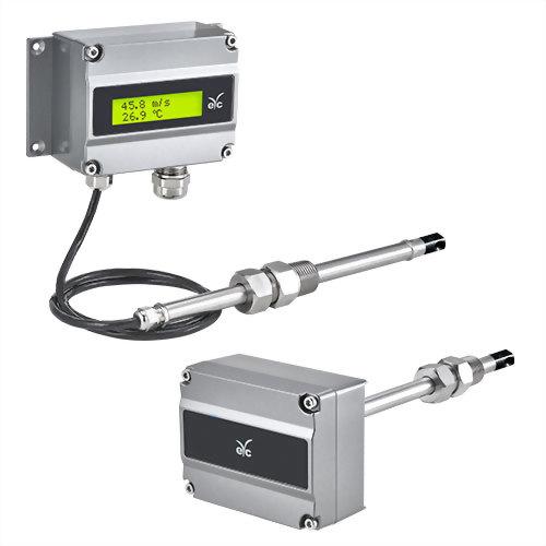 eYc FTM84/85 工業級高精度熱線式風速傳送器