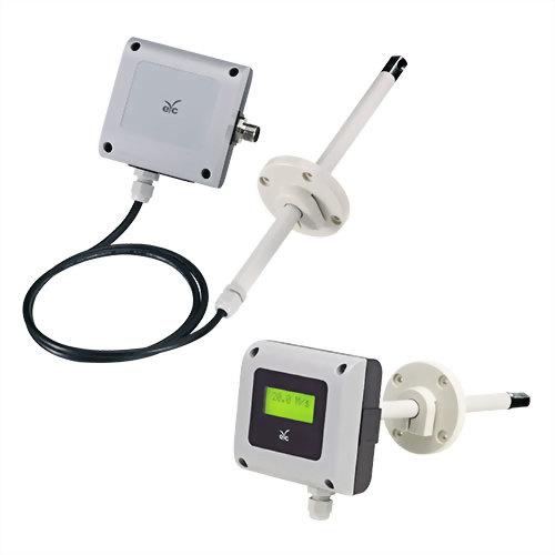 eYc FTS34/35 熱線式風速傳送器