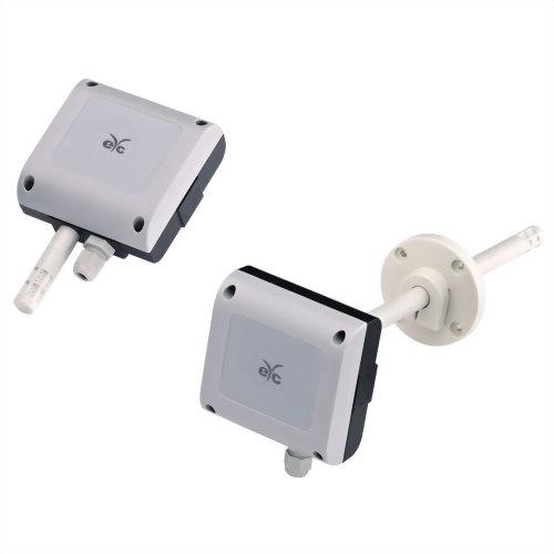 eYc THS13/14 溫濕度傳送器 室內型/風管型 二線式