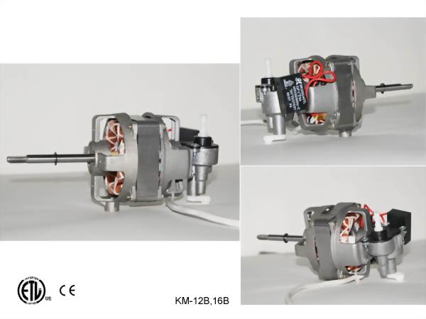 KM-12B,16B Fan Motor