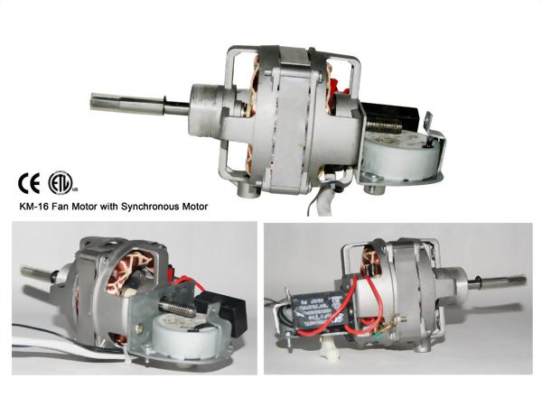 KM-16 Fan Motor with synchronous Motor