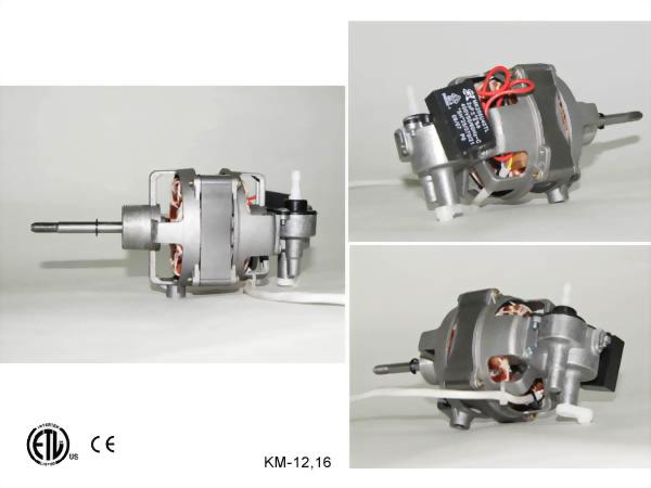 KM-12,16 Fan Motor