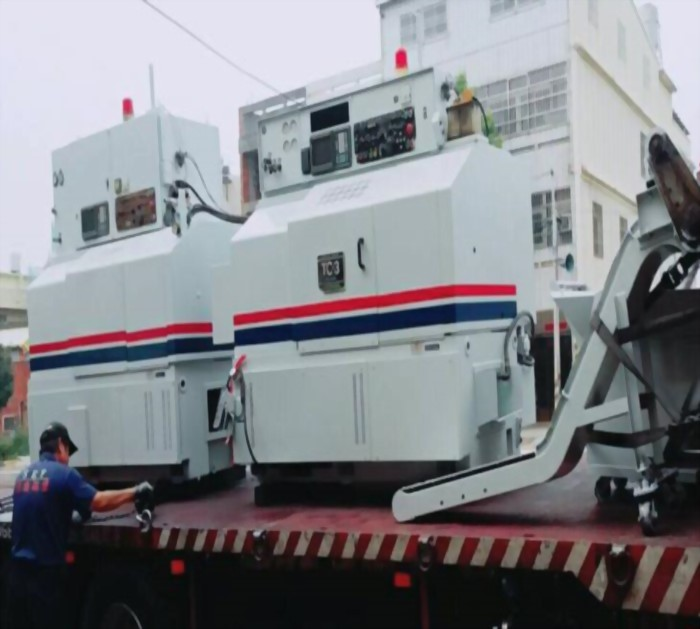 瀧澤中古CNC車床 TC-3