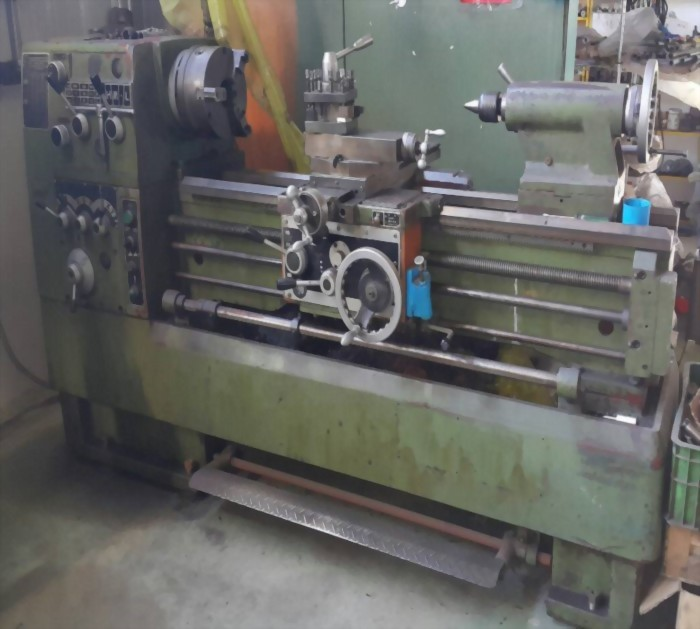 High Speed Precision Used Lathe Series 430×1700