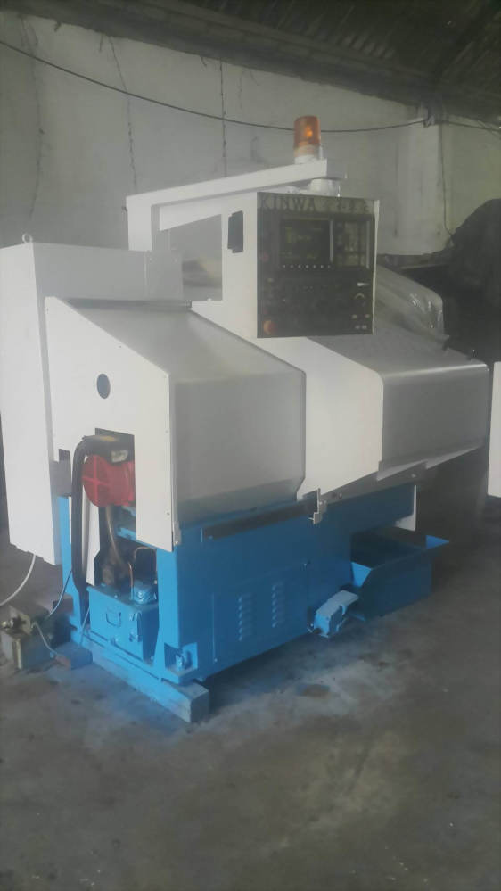 KINGYAO Used machine-KINWA LATHECL-10