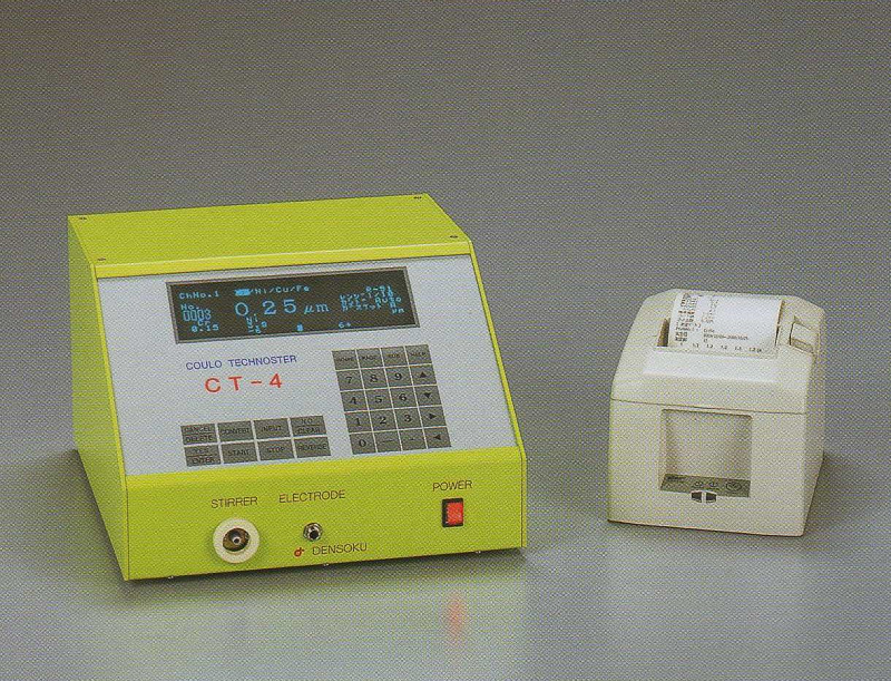 Coulometric Thickness Tester
