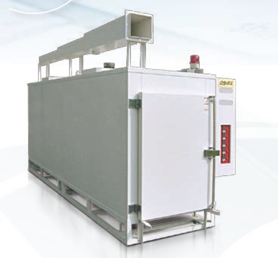 Cart Type Force Air Oven