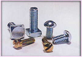 Machine Screws & Bolts