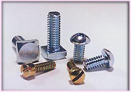 Machine Screws & Bolts