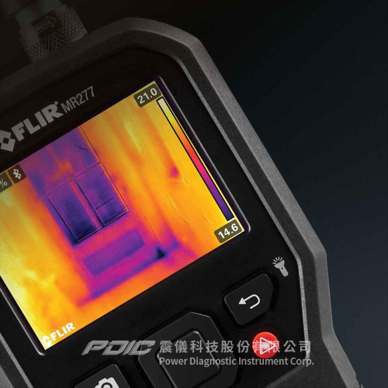 建物檢查專用紅外線熱像儀/水份測定計