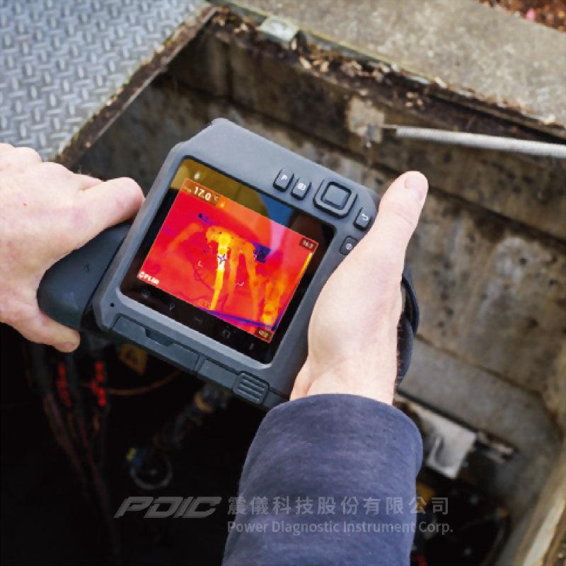 多用途專業診斷型紅外線熱像儀