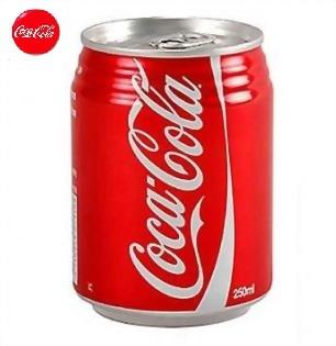 可口可樂 250cc 24入
