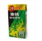生活 泡沬綠茶 300CC 24入