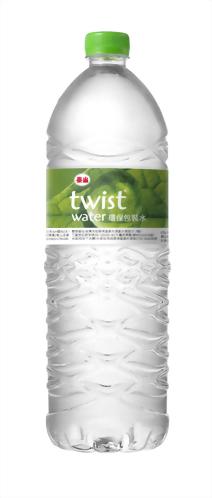 泰山 twist water環保包裝水 1460cc 12入