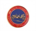 Car Grill Badge