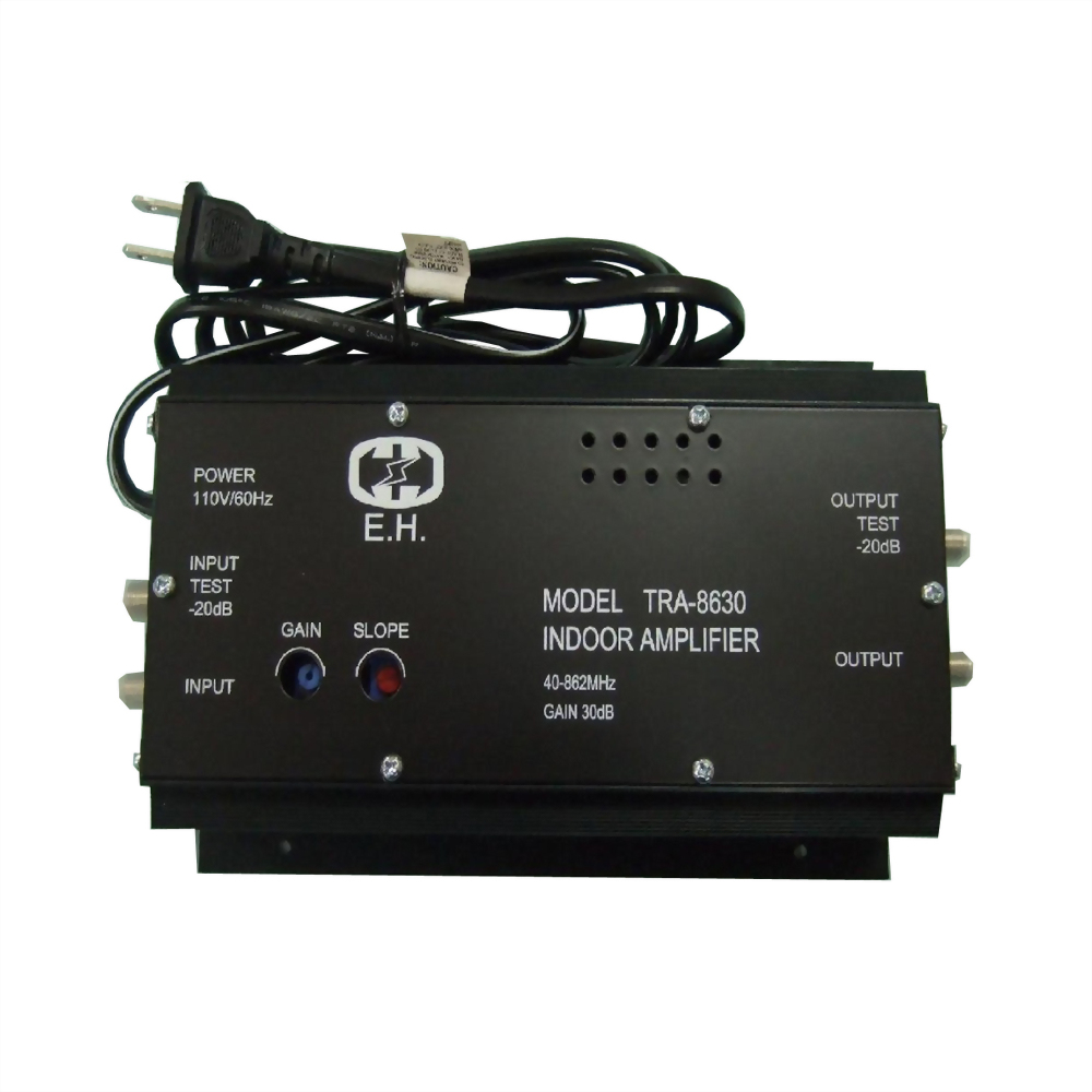 TRA - 8630  //   IA - 860S