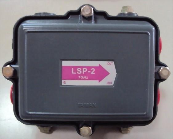 DC:  EH-DC-XX (8 / 12 / 16 dB)  Splitter (SP) EH-LSP-X ( 2 / 3 Way)  Power Inserter (PI)  EH-LPI