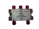 Satellite Splitter: PD2 / PD3 / PD4 / PD6 / PD8     Satellite Tap: SC1-xx  /  SC2-xx  /  SC4-xx  / S