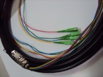 Optical Waterproof Patchcords