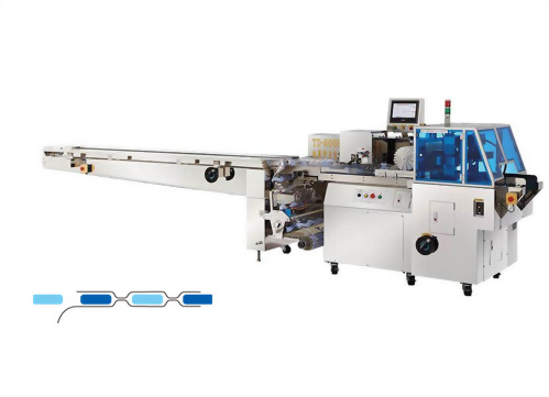 Top-Seal Box-Motion Auto-Packaging Machine
